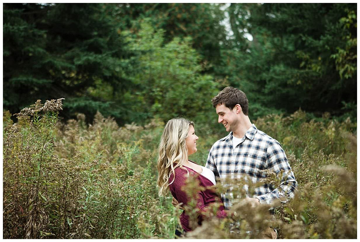 outdoor engagement session in Bowmanville Ontario_0025.jpg