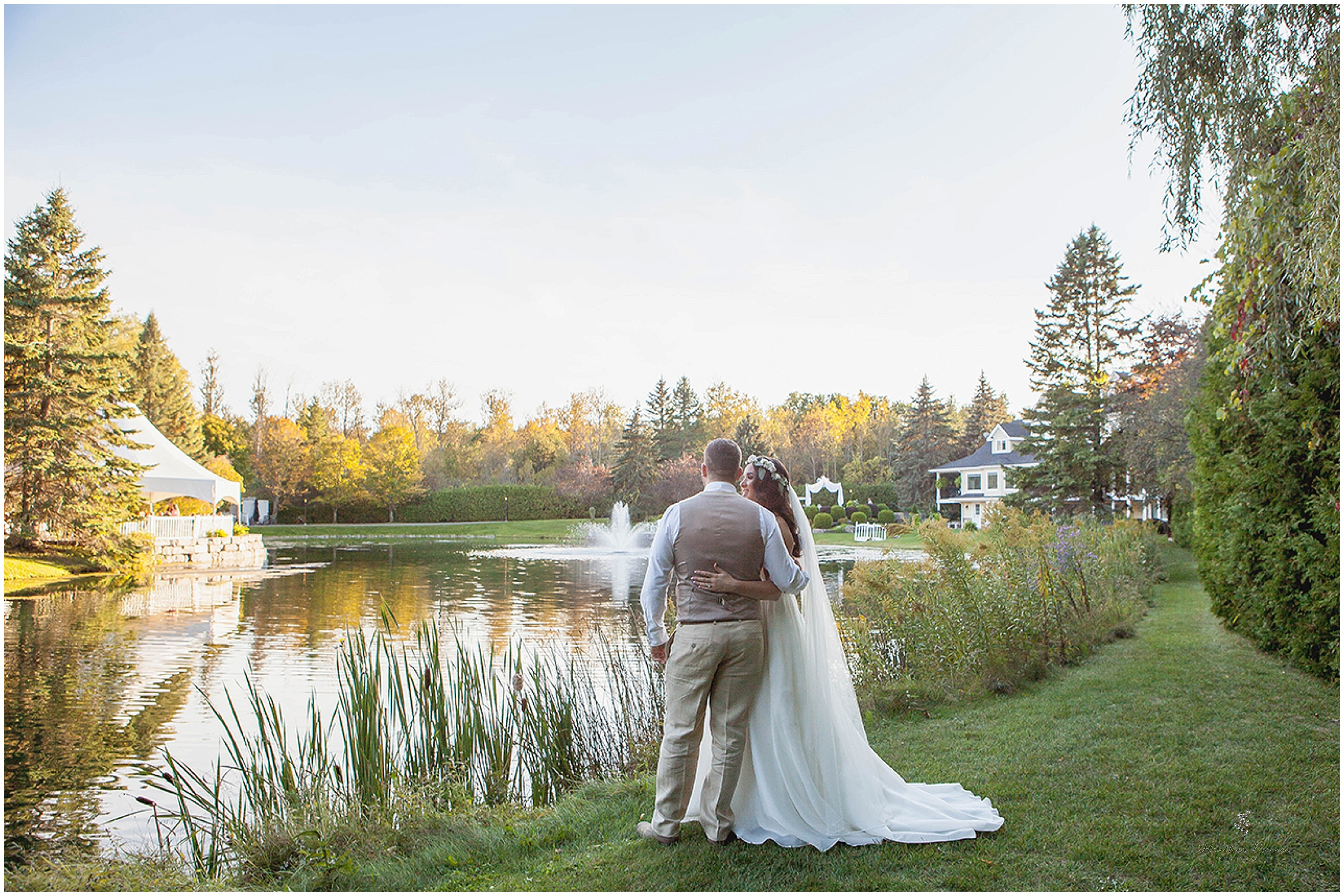 Nestleton Waters Inn Wedding Toronto Wedding Amp Portrait Photography By Heather Prosser Photography