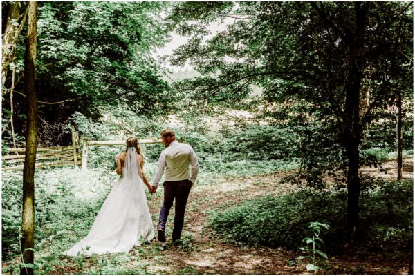 Outdoor Wedding, Family Property, Port Perry Ontario