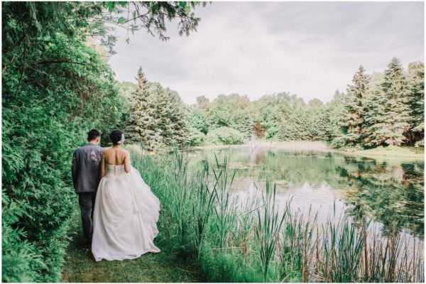 Wedding at Nestleton Waters Inn